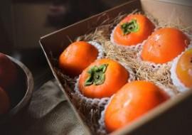 重庆武隆:甜柿许多上市生意